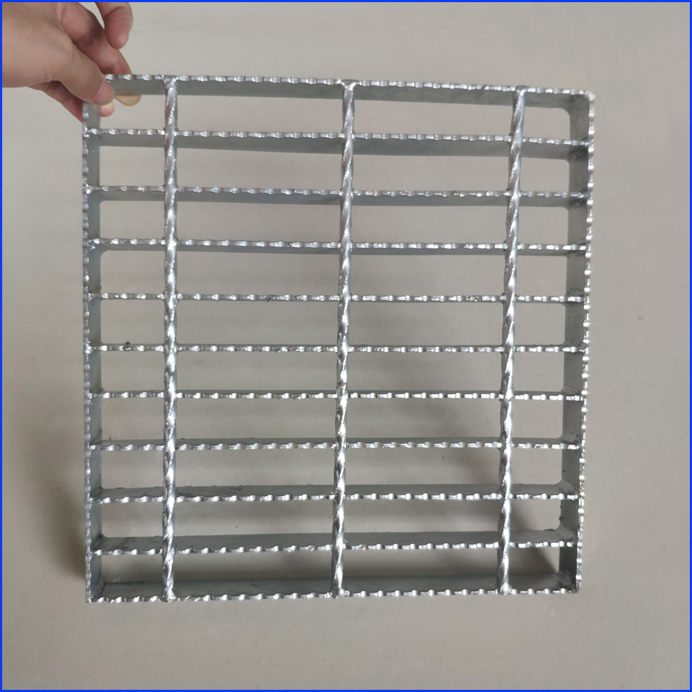 Serrated Welded Steel Grating