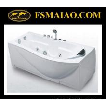 Bañera de masaje de acrílico libre del estilo libre (BA-8725)