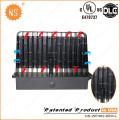 UL Dlc Список IP65 Открытый 9000lm 80W Светодиодные настенные светильники