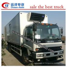 Japón Famoso marca 6X4 frigorífico camión motor 280 hp proveedor en China