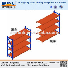 Dongguan Manufacture Storage Light Duty Steel Shop Rack