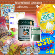 Solvent Based Flexpack Laminating Adhesive