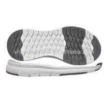 Hommes populaires en cours d'exécution semelle de chaussures de sport phylon semelle