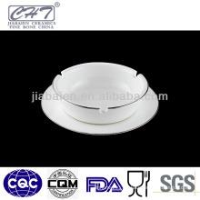 A005 High quality custom ceramic outdoor ashtrays