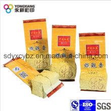 Tamaño Personalizado Alimentos De Grado De Té De Aluminio Hoja De Plástico Empaquetado Bolsa