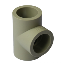 Professional Factory Design High Quality Pipe Joints Equal Tee Plastic Pipe Fittings