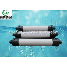 Filtro de precio de membrana UF Chunke Hollowfiber para tratamiento Wate