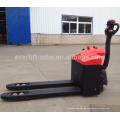 Kleiner elektrischer Palettenhubwagen 1.5T trieb Palettenheberbatterie-Gabelhubwagen mit niedrigem Preis an