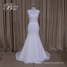 Cap Sleeves Wedding Dress Patterns