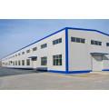 Vorgefertigte Lagerung für Stahlkonstruktionen (KXD-SSB1407)