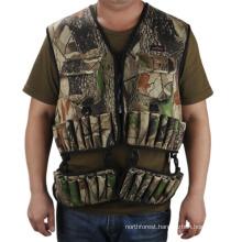 Premium Camo Neoprene Shooting and Hunting Vests