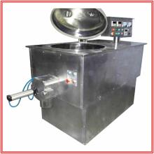 Pelletizador de mezcla de alta velocidad para productos químicos