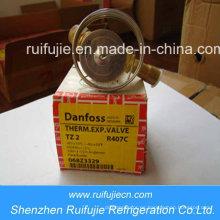Válvulas de expansión termostáticas Danfoss R404A / R507 / R22 / R134A Tz2