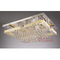 Rectangular Crystal Chandelier Dijual