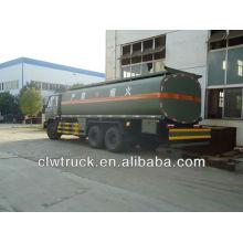 DongFeng 6X4 camión de transporte de petróleo