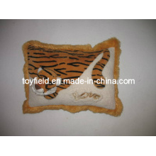 Almofada quadrada Plush Stuffed Tiger Plush Pillow