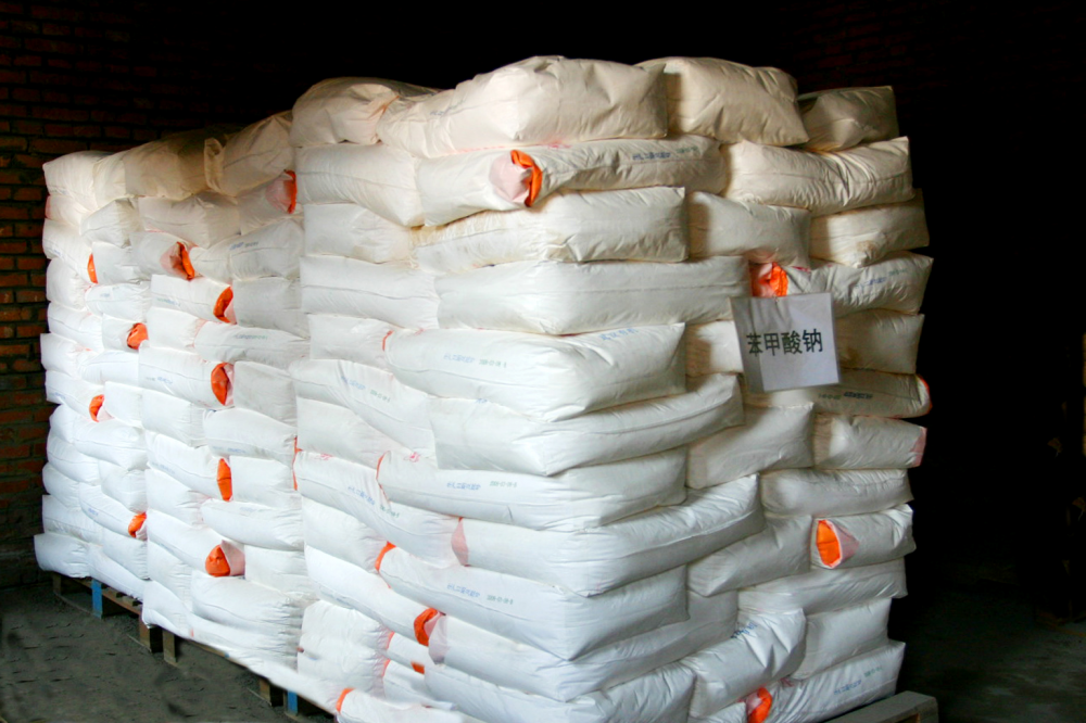 Food Preservative Benzoic Acid  Sodium benzoate