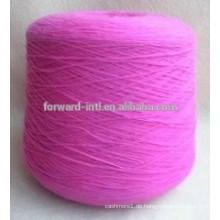 Großhandel Polyester für Stricken Socken Garn rosa