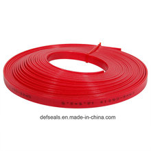 12.5*2.5 Red Phenolic Guide Strip in Coils Shape Strip