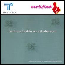 Восточный стиль печати 100 хлопок с slub волокна белый фон поплин ткать легкий вес ткани fot одежда