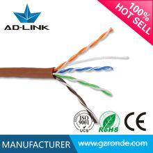 Die beliebtesten Drähte Cat5 Kabelverdrahtung mit hoher Sicherheit