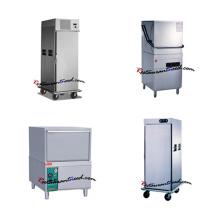 Restaurant equipment high temperature sterilize dish washing scrubber automatic dishwasher