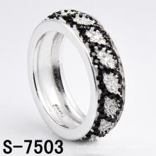 Nuevo anillo de plata de la joyería de la manera de los estilos 925 (S-7503. JPG)