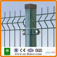 Anping Shunxing Factory Curved welded wire mesh fence