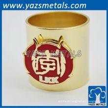 Acessórios de artesanato de metal de moda de alta qualidade personalizados