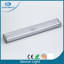 Aluminum PIR led sensor night light