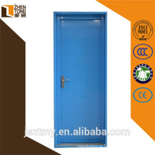 Best-seller de porta de garagem transparente personalizada de folha de aço inoxidável