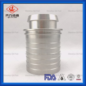 3A SMS DIN Sanitary Stainless Steel Clamp Ferrule