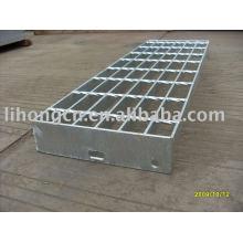 steel stair tread , steel step, industrial ladder