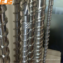 barril de nitrided único parafuso para máquina de molde de injeção plástica