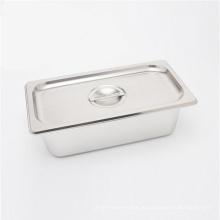 Кухонные принадлежности из нержавеющей стали Gastronorm GN Pan Шведский стол сковорода