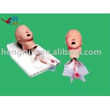 Entraîneur avancé de gestion des voies respiratoires infantiles