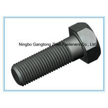 DIN961 мелкий шаг резьбы/UNF и полной резьбой болт с шестигранной головкой