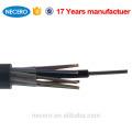 12-жильный кабель GYTY53 для телекоммуникаций