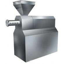 2017 LJL series screw rod extrusion granulator, SS slow speed grinder, horizontal high shear mixer granulator