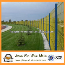 pvc welded fence mesh