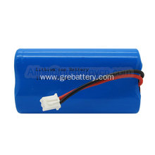Li Ion Battery 11.1V for Portable DVD Player