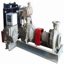 Water pump/power generation dual-use sets