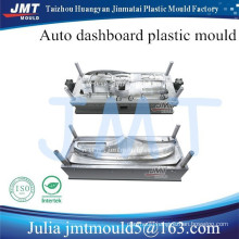 OEM and high precision auto dashboard plastic mould with p20 factory