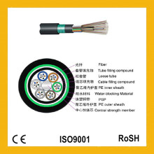 Waterproof Armoured Gyty53 Fiber Optic Cable