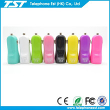 dual usb car charger for mobile phone,car usb charger factory