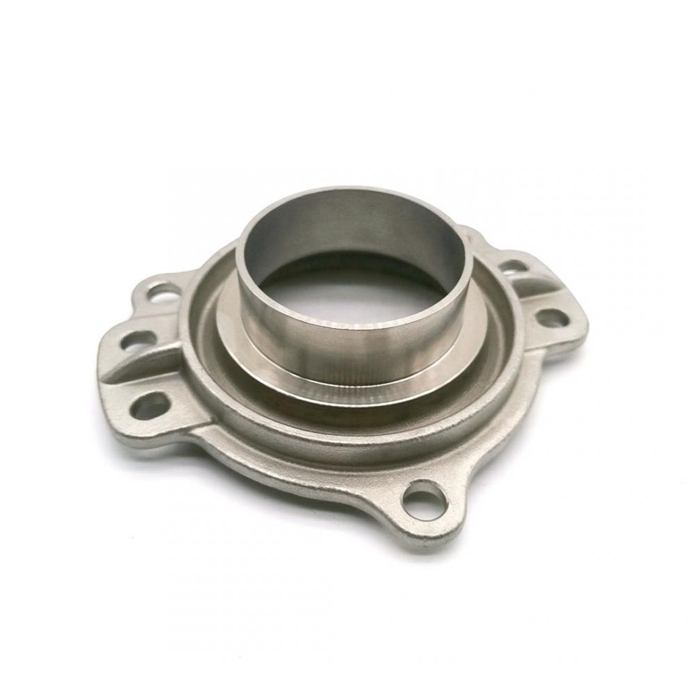 Investment Casting+machining+polishing