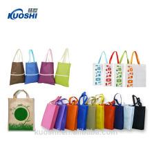 reusable laminated shopping bag