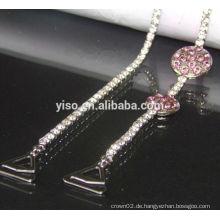 Neue Art Kristallbüstenhalterbügel