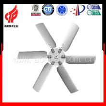 Alliage d'aluminium 6 pales Ventilateur réglable pour tour de refroidissement d'eau avec 1800mm