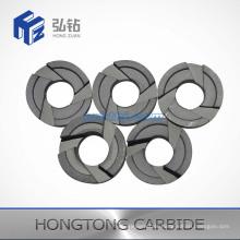 Tungsten Carbide 3way Spiral Nozzles